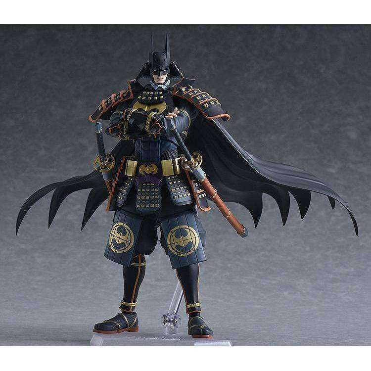 Image of Batman Ninja figma EX-053 Batman (DX Sengoku Edition)