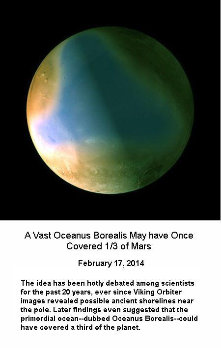 Ocean of Mars