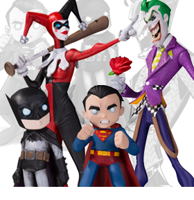 DC ARTIST ALLEY LE FIGURES