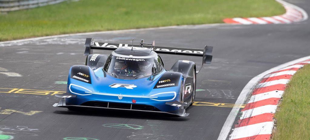 Volkswagen I.D. R becomes second-quickest car at the Green Hell