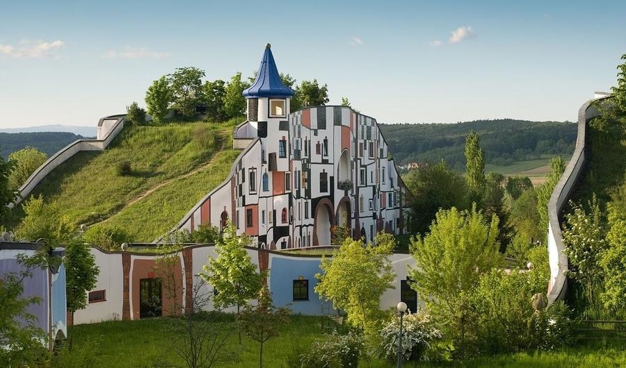 Peregrinações arquitetônicos mais importantes do mundo