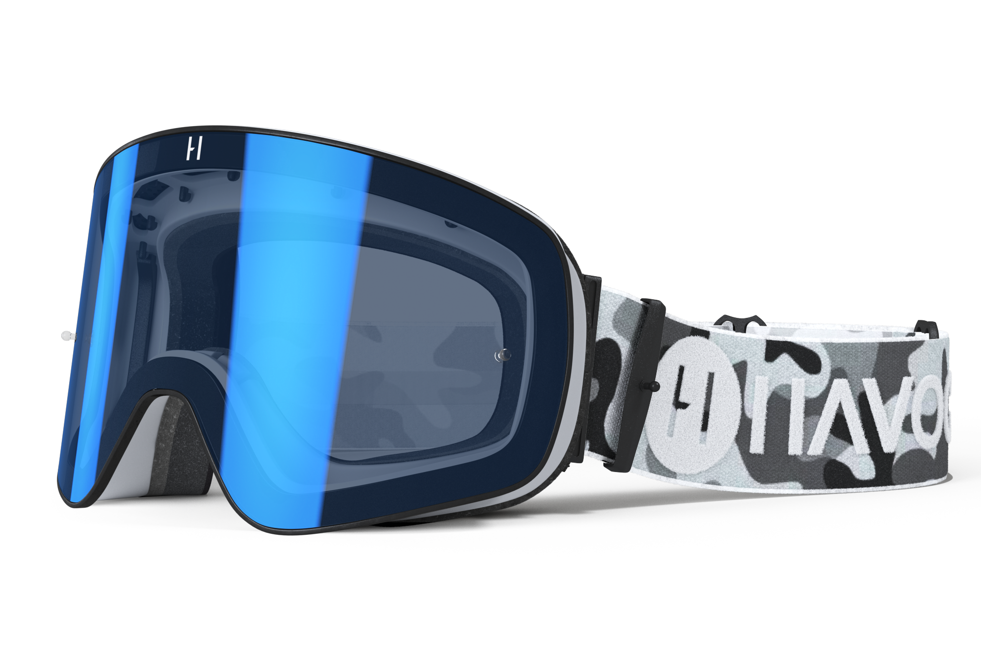 Havoc Racing Co Infinity Goggle (Arctic Camo)