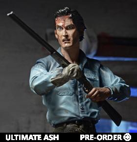 Evil Dead 2 Ultimate Ash Figure