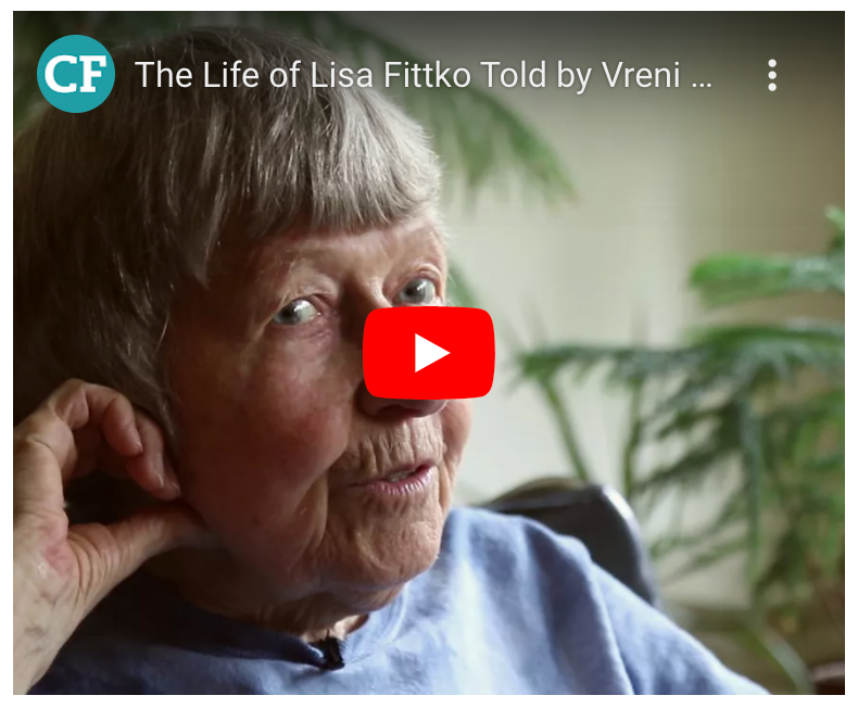 The Life of Lisa Fittko Told by Vreni Naess
