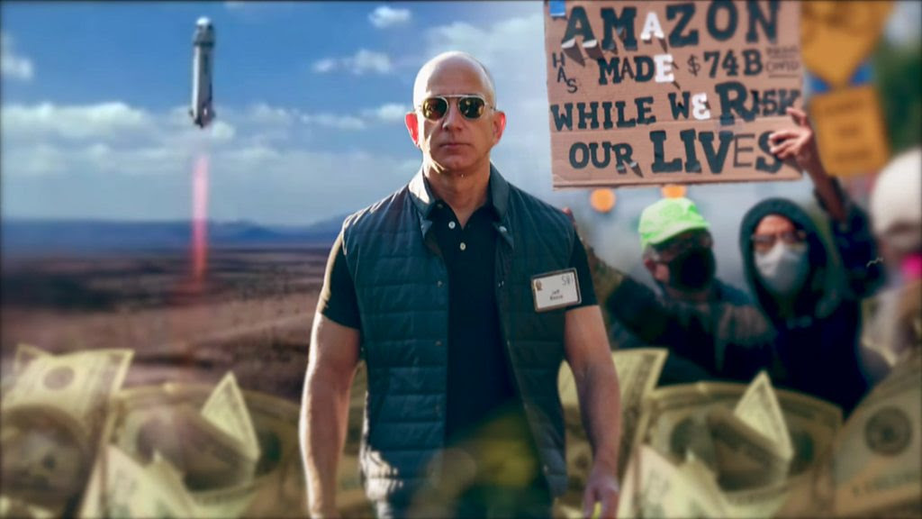 Amazon's Jeff Bezos: The richest person in the world