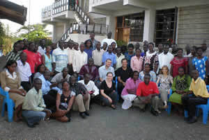 CDC and Partners Tackle Causes and Consequences in Kenya and Beyond