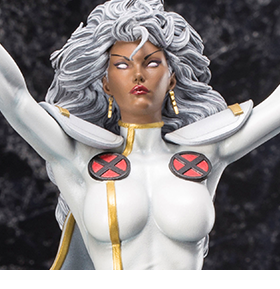 MARVEL X-MEN DANGER ROOM SESSIONS FINE ART STORM STATUE