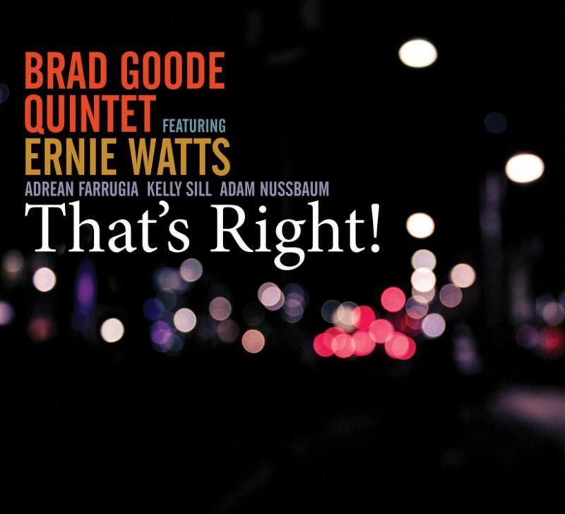 Brad Goode That's Right!