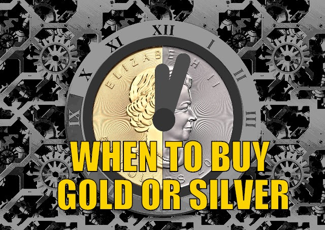 When to Buy Gold or Silver: The Ultimate Guide