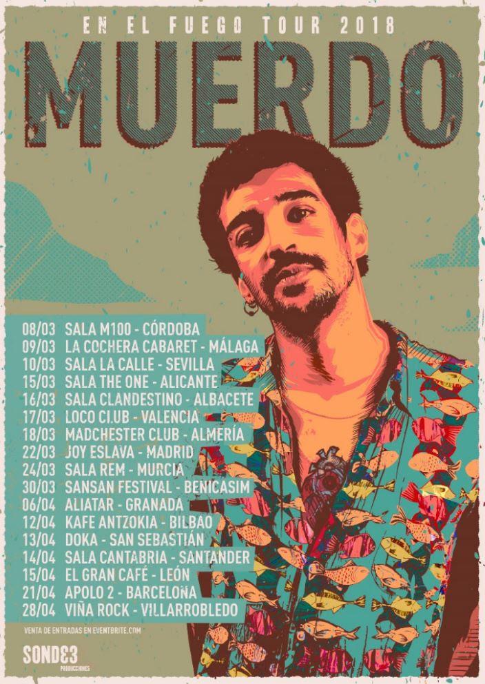 EN EL FUEGO TOUR