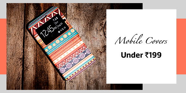 Mobile Covers under Rs.199