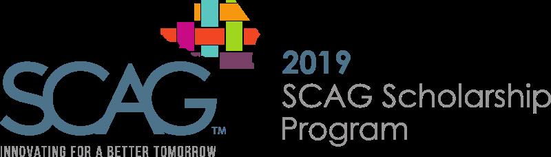 2019 SCAG Scholarship Program Header