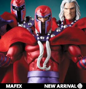 Marvel MAFEX No.128 Magneto
