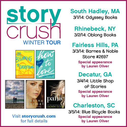 The Winter Story Crush Tour