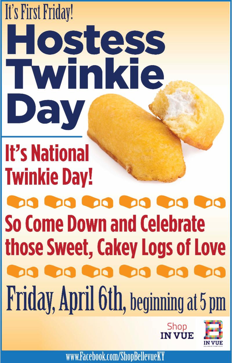 Hostess Twinkie Day