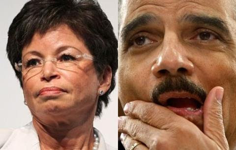 New Evidence in Fast and Furious Scandal Reveals Why Eric Holder and Valerie Jarrett Should Both be in Jail