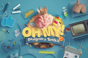 Oh My! Designer's Toolkit