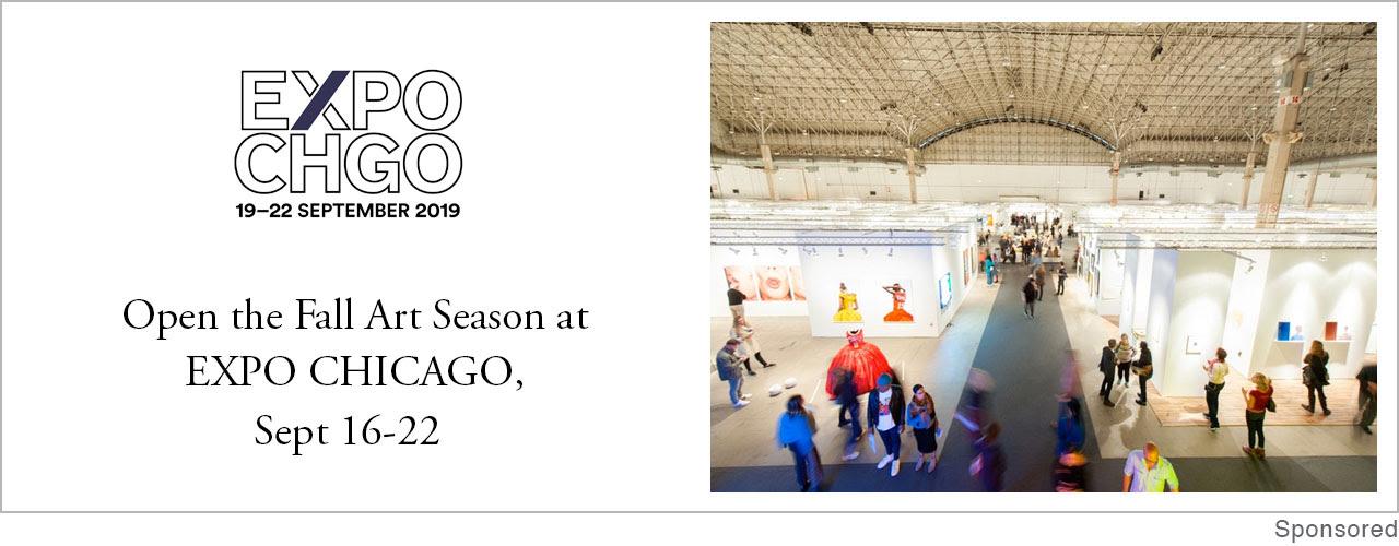 Abra a temporada de arte de outono na EXPO CHICAGO, de 16 a 22 de setembro