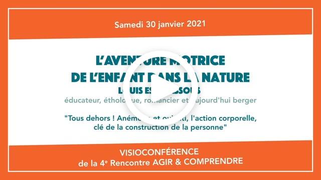 Tous Dehors, la conférence de Louis Espinassous