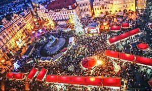 ✈ Mystery Christmas Markets with Flights