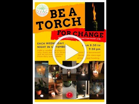 Be a Torch for Change