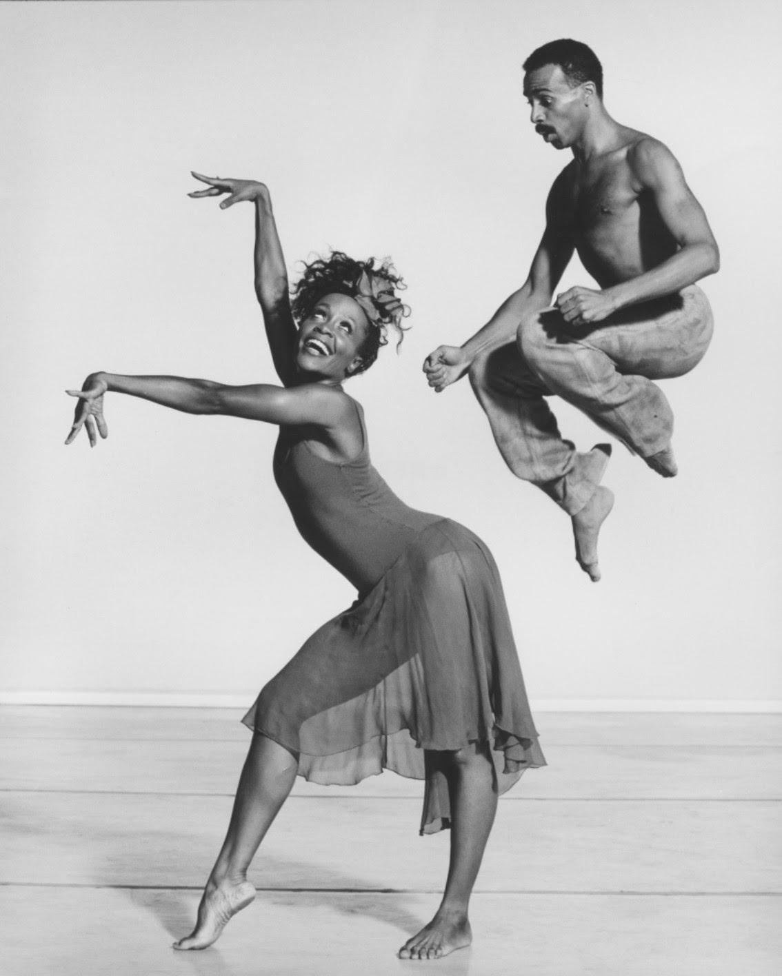 Alvin Ailey Dancing