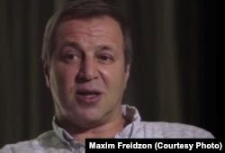 """Бизнесмен Максим Фрейдзон не побоялся рассказать журналистам о связях Путина с """"криминальным Петербургом"""""""