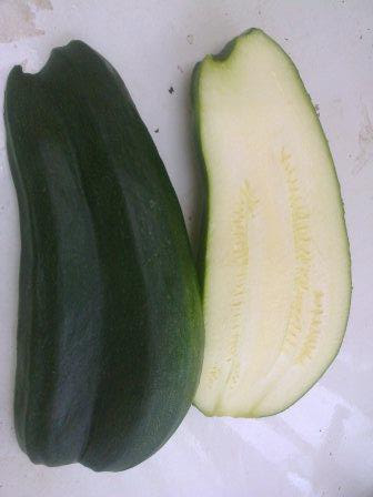 double courgette