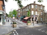 TfL image - Waltham Forest Mini Holland - East Ave, Orford Rd