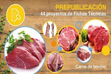 Perú Compras recabará opinión sobre 44 proyectos de carne bovina