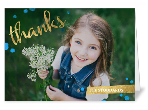 FREE Dozen Thank You Cards fro...
