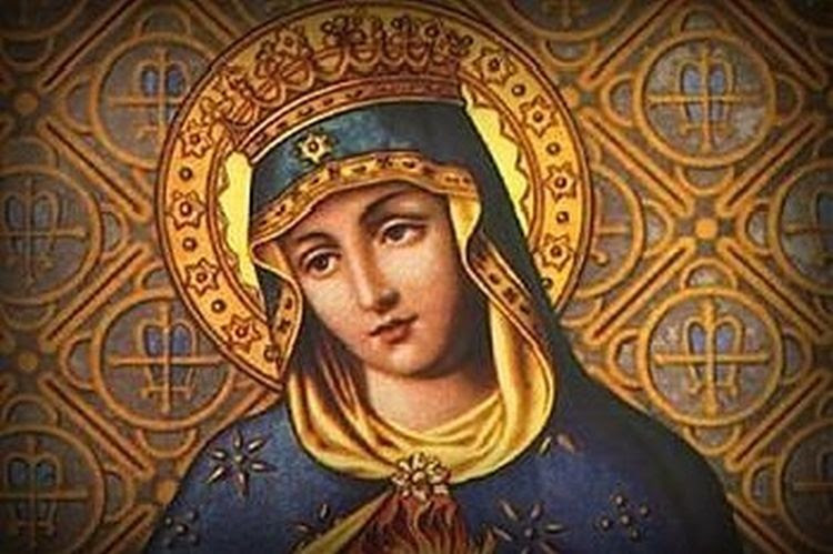 Znalezione obrazy dla zapytania NAJŚWIĘTSZEJ MARYI PANNY KRÓLOWEJ