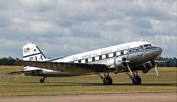 570886   Herpa Wings 1:200 1:200   Douglas DC-3 Pan American PAA NC33611 (die-cast)   is due: August 2020