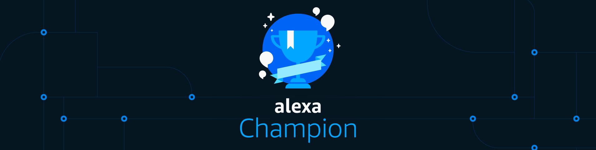 Alexa Champions Logo