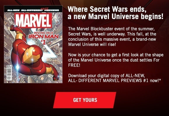 Where Secret Wars Ends - A New Marvel Universe Begins