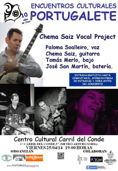 Chema Sainz Vocal Proyet