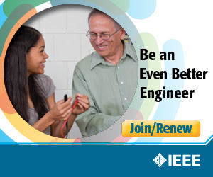 Be an even better engineer - IEEE  Join/Renew