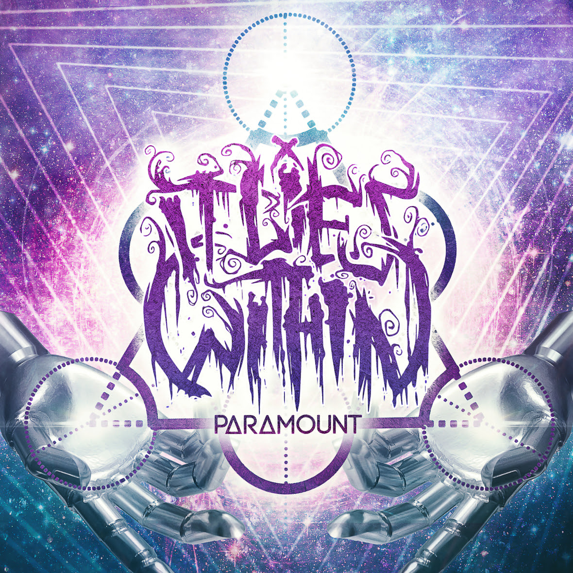 It Lies Within Paramount album art