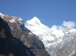 towards badrinath