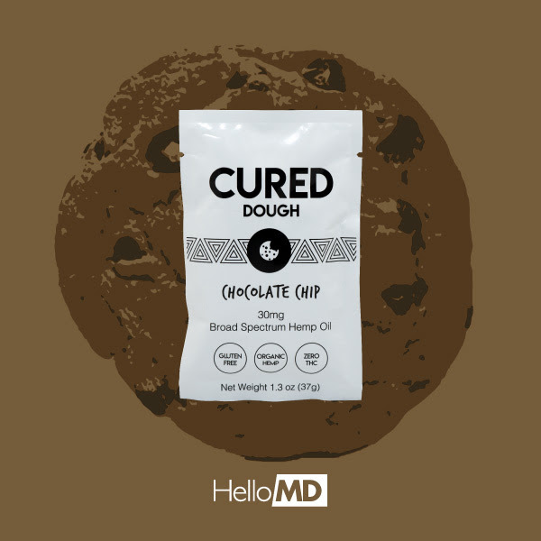 Cured Nutrition Cured Dough