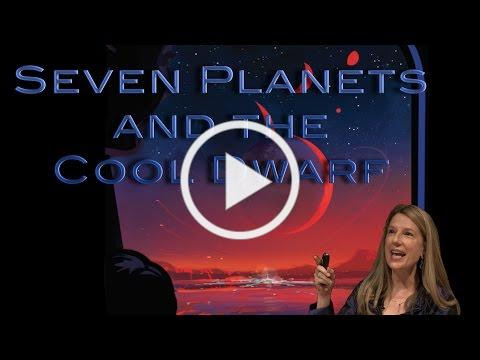 Seven Planets and the Cool Dwarf
