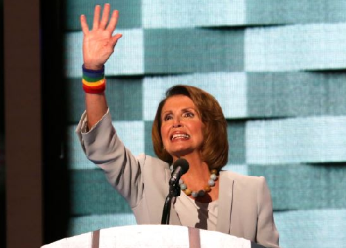 Video: 5 Times Nancy Pelosi Couldn't Hide the Fact She's Totally Losing It