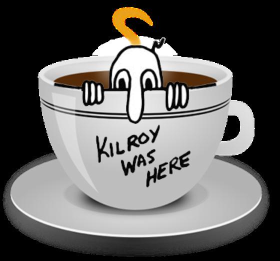 Kilroy Coffee Klatch