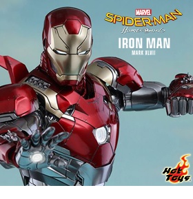 SPIDER-MAN: HOMECOMING IRON MAN 1/6 SCALE FIGURE