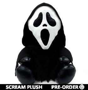 Scream HugMe Ghost Face