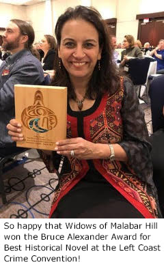 Sujata with Lefty Award