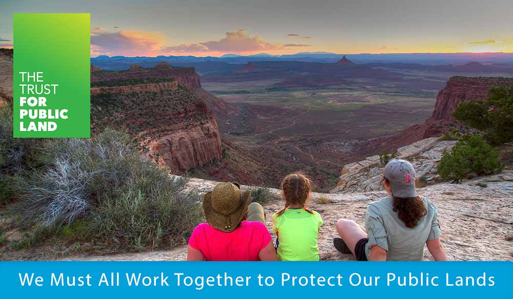 We Must All Work Together to Protect Our Public Lands