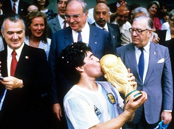 Maradona et la Coupe du Monde de 1986