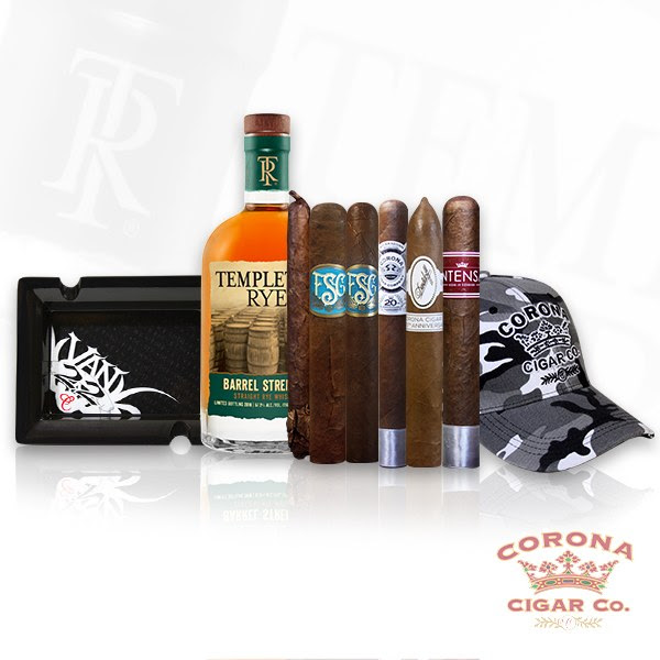 Image of Templeton Rye / FSG Tasting Set