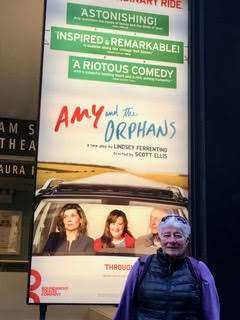 Linda and Amy and the Orphans Billboard